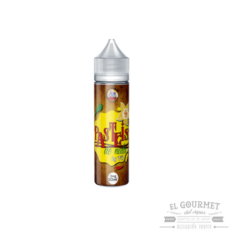 Big Bang Juices Pasteis De Nata 50ml