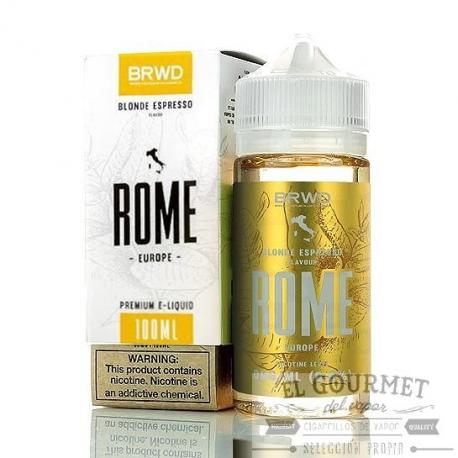 Brwd Rome Blonde Espresso 100ml