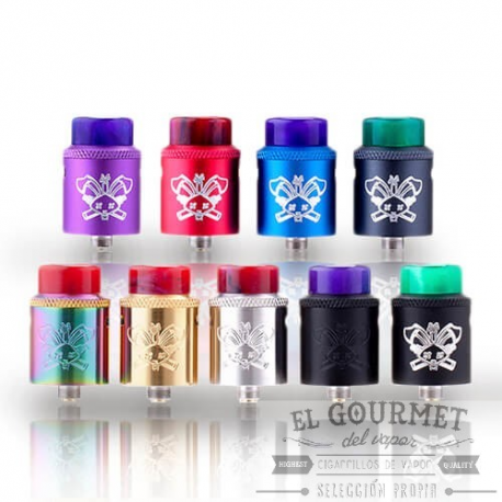 Rda Hellvape Dead Rabbit 24mm