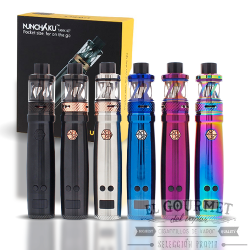 Uwell Nunchaku Kit Stainless Steel