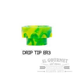 Boquilla Resina Drip Tip Er3 Epoxi Para Goon Y Kennedy 24 Eycotech