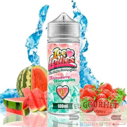 ICE LOVE STRAWBERRY WATERMELON RASPBERRY 100ML