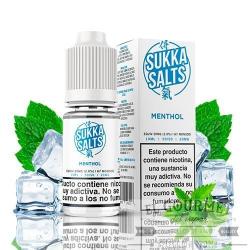 SUKKA SALTS MENTHOL 10ML