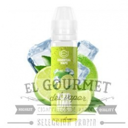 Bombo Essential Iced Lima 50ml