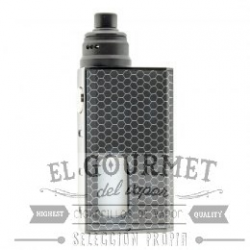 Kit Luxotic Bf Box + Tobhino Bf Rda Black Honeycomb