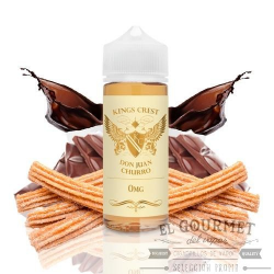 Kings Crest - Don Juan Churro 100ml.