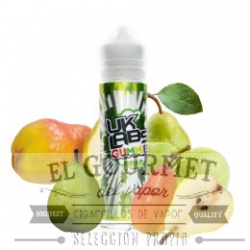 UK Labs Gummies Pear 50ml