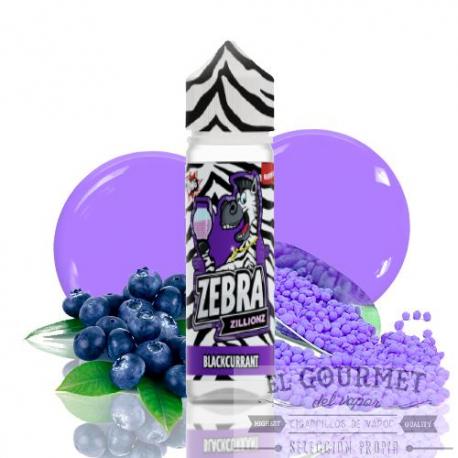 Zebra Juice Zillionz Blackcurrant 50ml