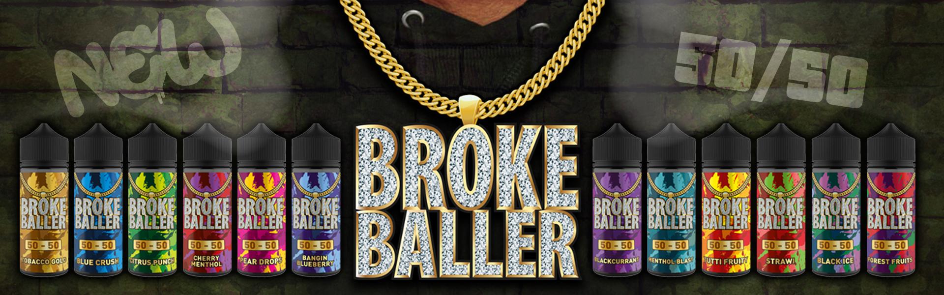 Broke Baller Liquid